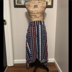 Dresses & Skirts - Cute NWT Maurice's Handkerchief Hem Skirt❣️